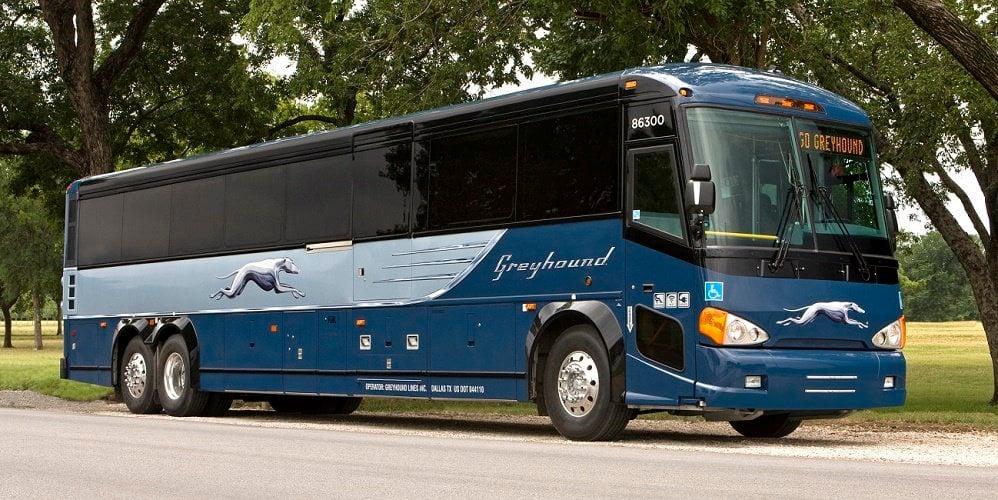 Greyhound Bus Ticket